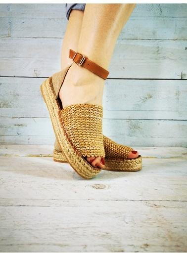 Nemesis Shoes Sandalet Bej